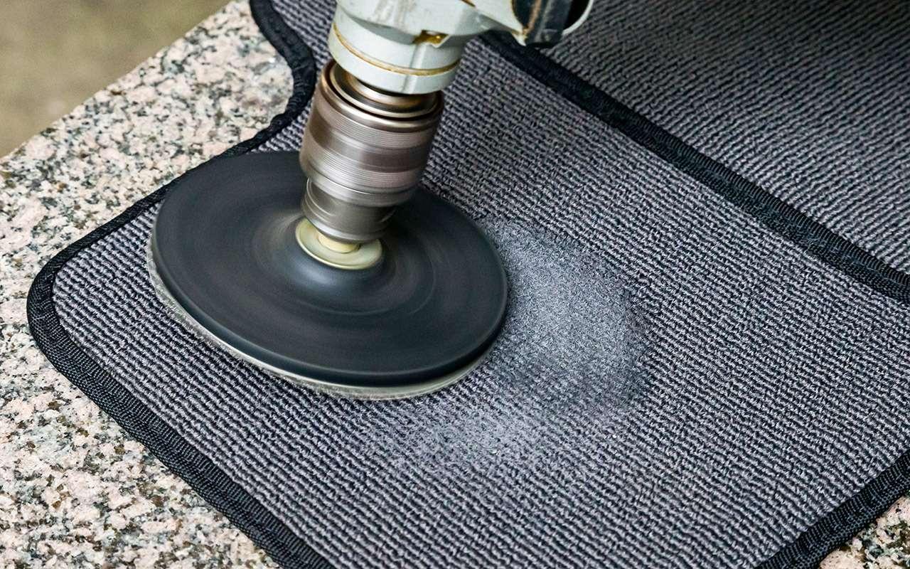 Выбираем коврики дляавтомобиля— тест 10комплектов— фото 827635