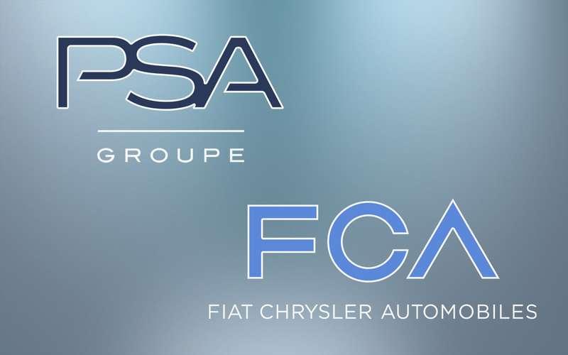PSAхочет купить Fiat Chrysler. Последние— непротив