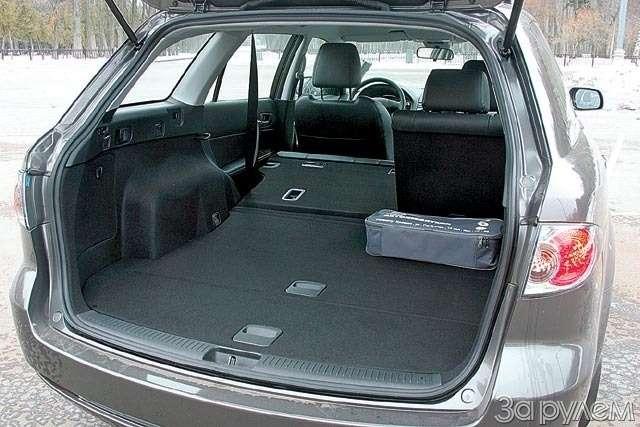 Mazda 64AWD. Впоисках зимы— фото 61793