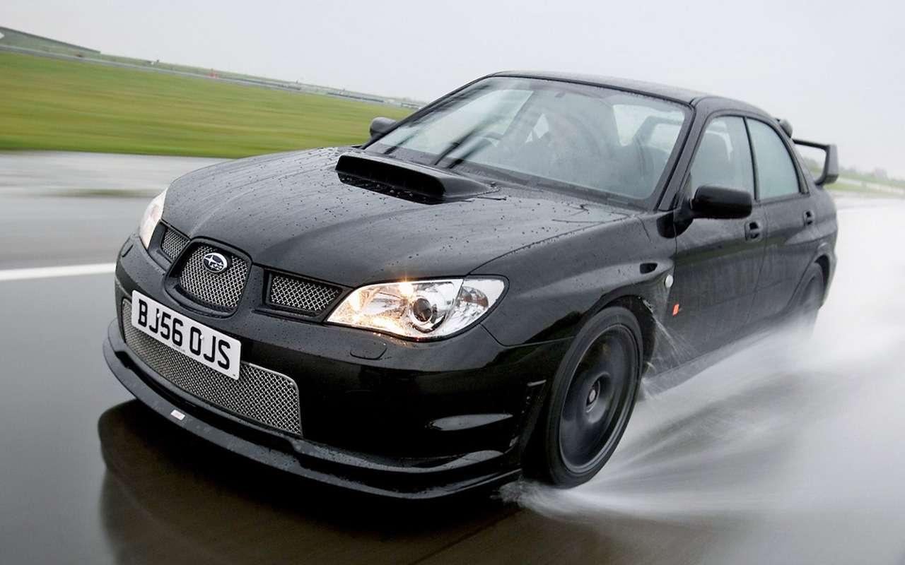 Машина дляэгоиста— зачто ялюблю Subaru Impreza— фото 950581