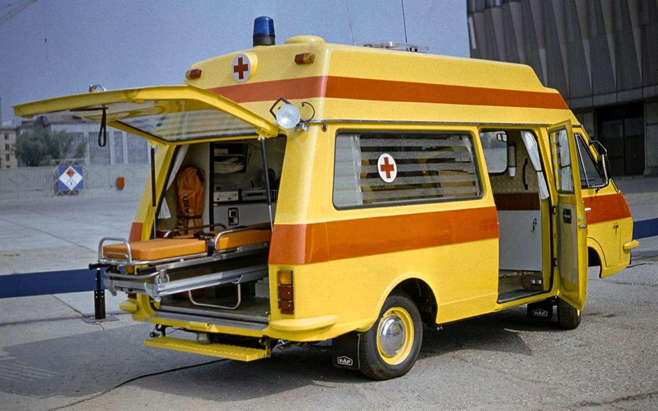 Тотсамый «рафик»: полная история главного микроавтобуса СССР— фото 1218808