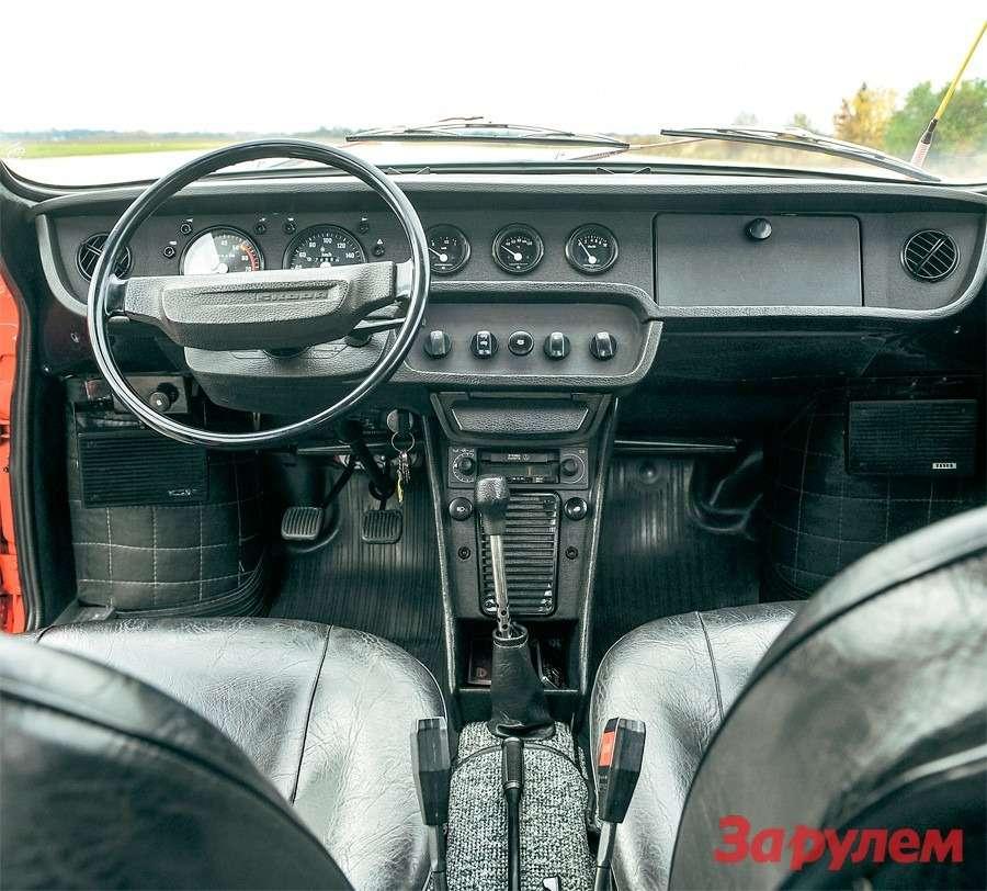 Skoda 110R Coupe: Богемская рапсодия— фото 258348