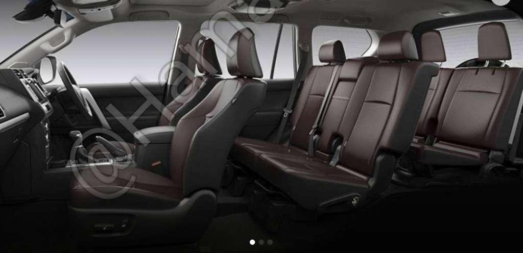 Обновленный Toyota Land Cruiser Prado— первые фотографии— фото 768321