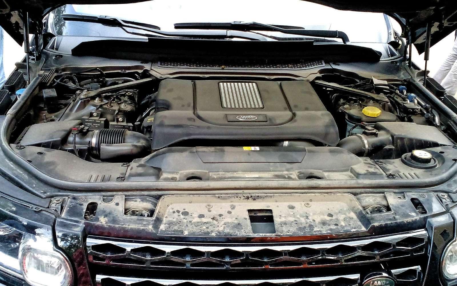 Пыльный двигатель