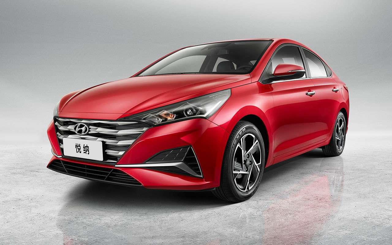 Обновленный Hyundai Solaris: близкое знакомство— фото 1085077