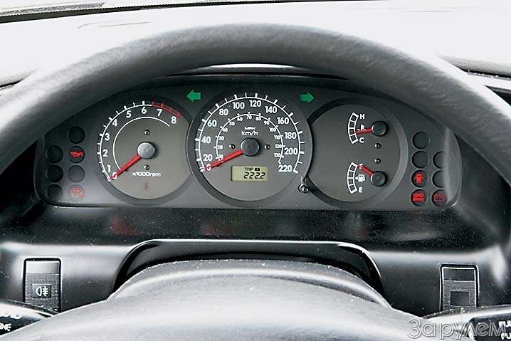 Тест Kia Spectra, Renault Logan, Nissan Almera Classic. Отбатонов доседанов