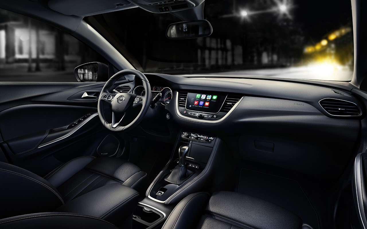 Opel начал продажи Zafira Life иGrandland X— цены известны— фото 1026040