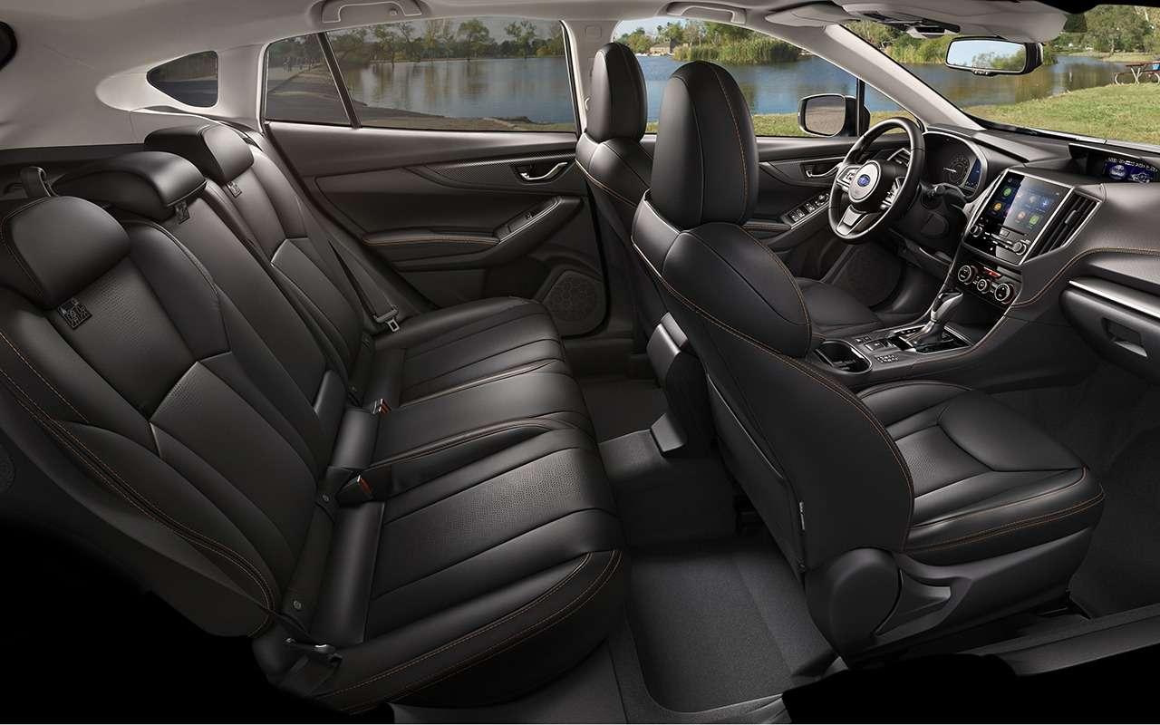 Обновленный Subaru XV: начались продажи— фото 1234046
