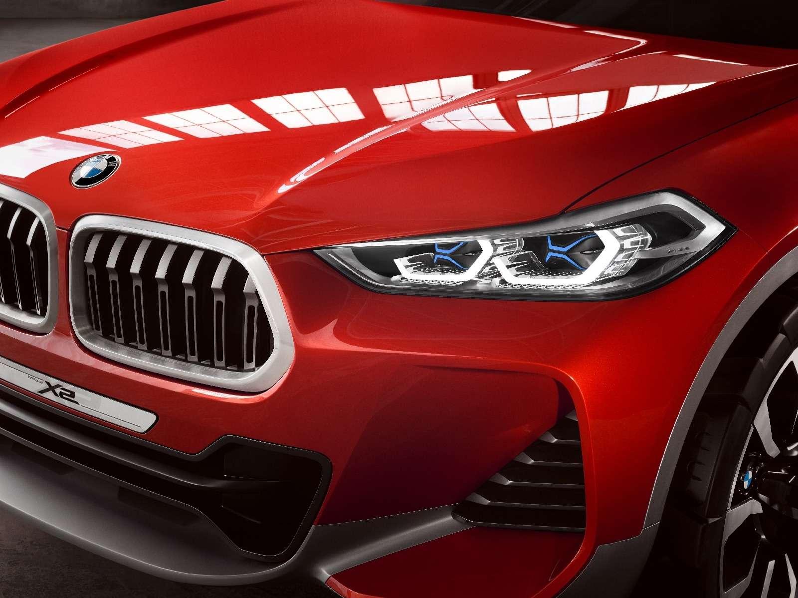 «Два икса»: BMW представила очередной нишевый паркетник— фото 642115