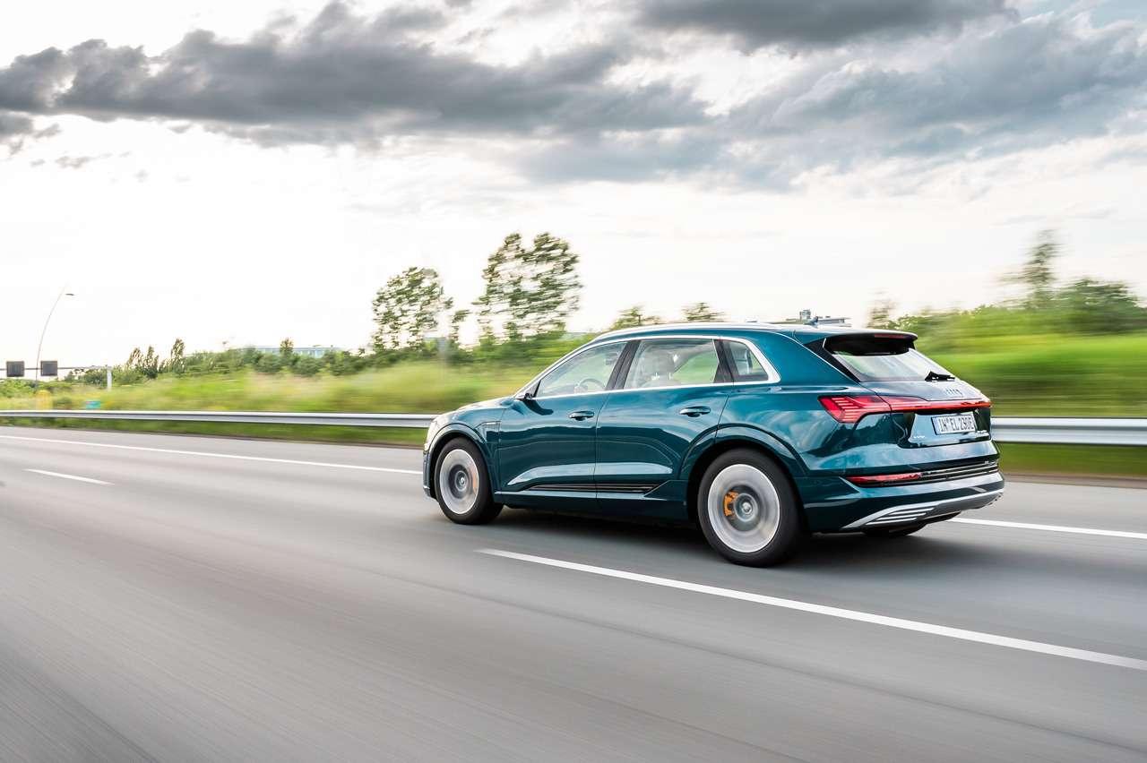 Audi e-tron вРоссии: заказы уже принимают, цена известна— фото 1139695