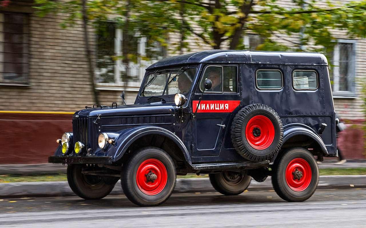 Ретротест знаменитого «козлика» ГАЗ-69: нанем ездили Анискин иМухтар— фото 901926