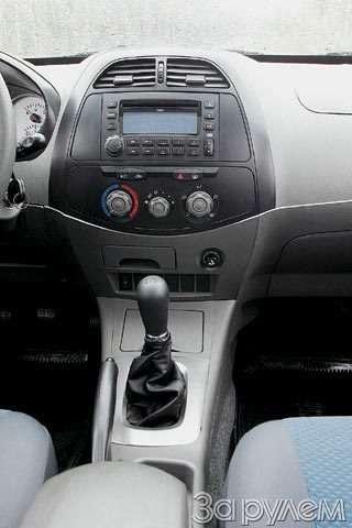 Chery SUV T11. Вишенка отяблони— фото 57112