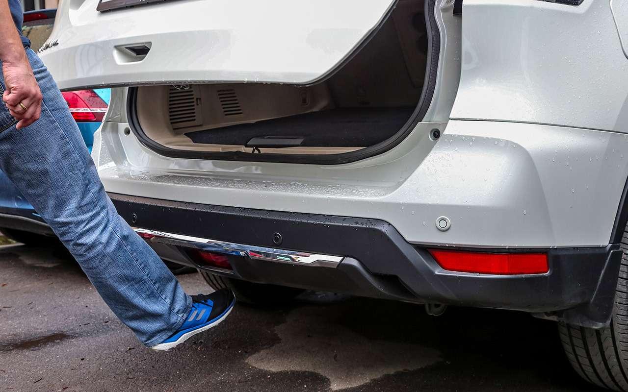 Длительный тест Nissan X‑Trail: один, нобольшой недостаток— фото 988298