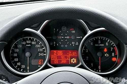 ТЕСТ Alfa Romeo 147, Peugeot 307, Volkswagen Golf. ОДНОКЛАССНИКИ РАЗНЫХ ШКОЛ— фото 27679