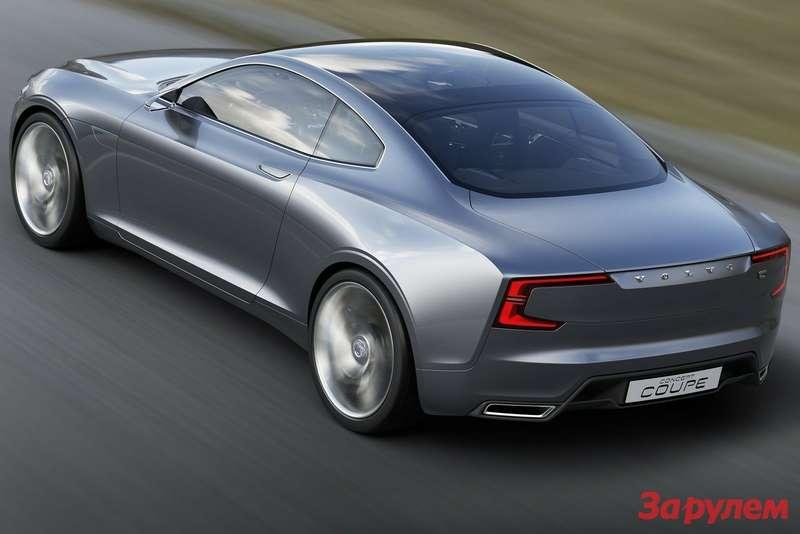 Volvo Coupe Concept 2013 1600x1200 wallpaper 0e