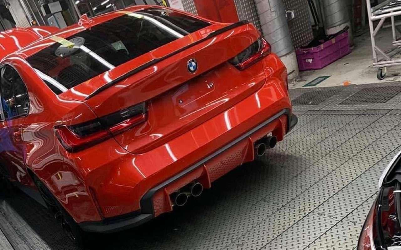 «Ноздри» BMW: они стали еще больше— фото 1089709