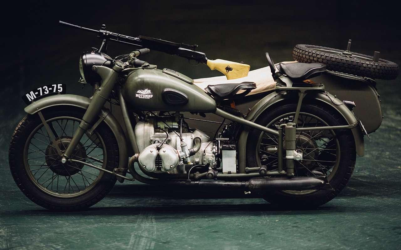 10самых крутых мотоциклов СССР— фото 902444