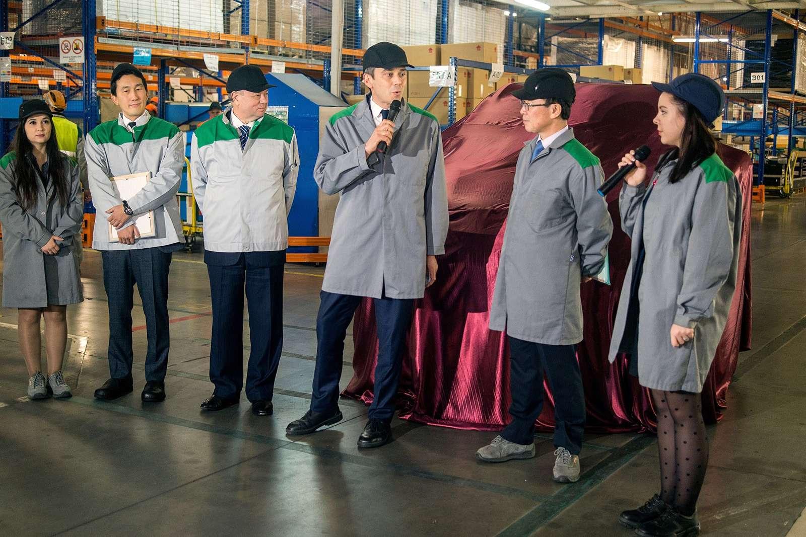 Mitsubishi вернула Pajero Sport накалужский конвейер. Что будет сценами?— фото 826893