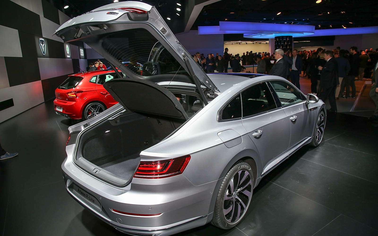 Volkswagen Arteon: это вам неЦе-Це!— фото 717543