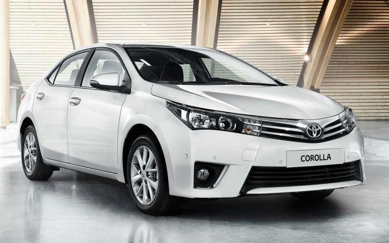Toyota отзывает вРоссии более 20тысяч небезопасных автомобилей