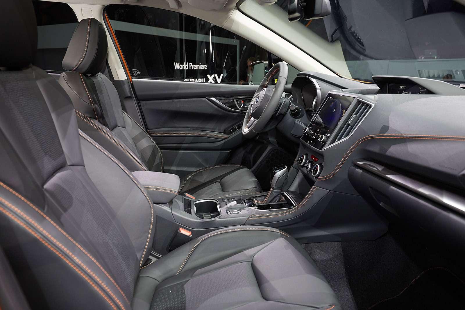 Новый Subaru XVбудет поступать ссоперниками жестко!— фото 717936