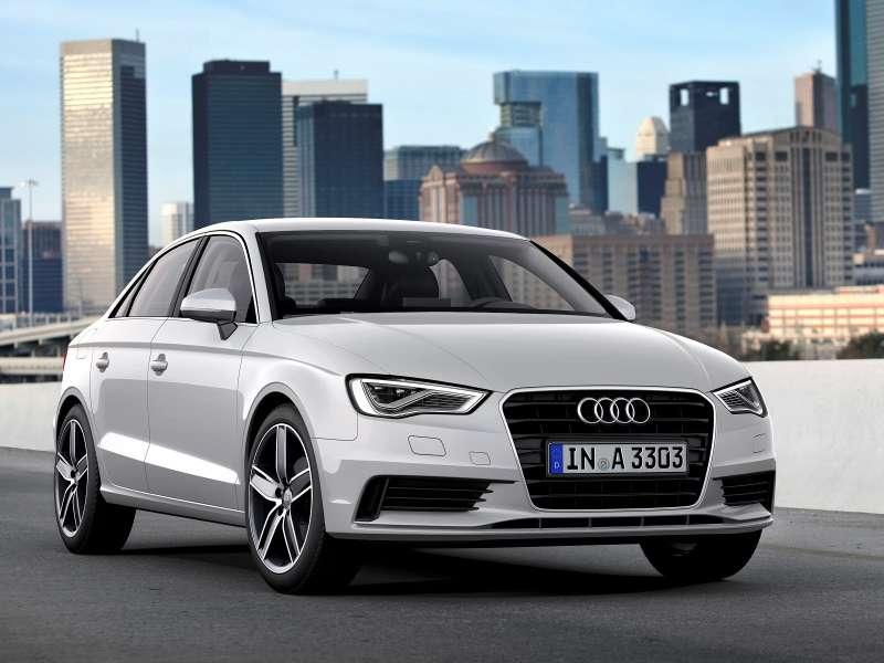Класс Компакт седаны   Audi A3Sedan nocopyright