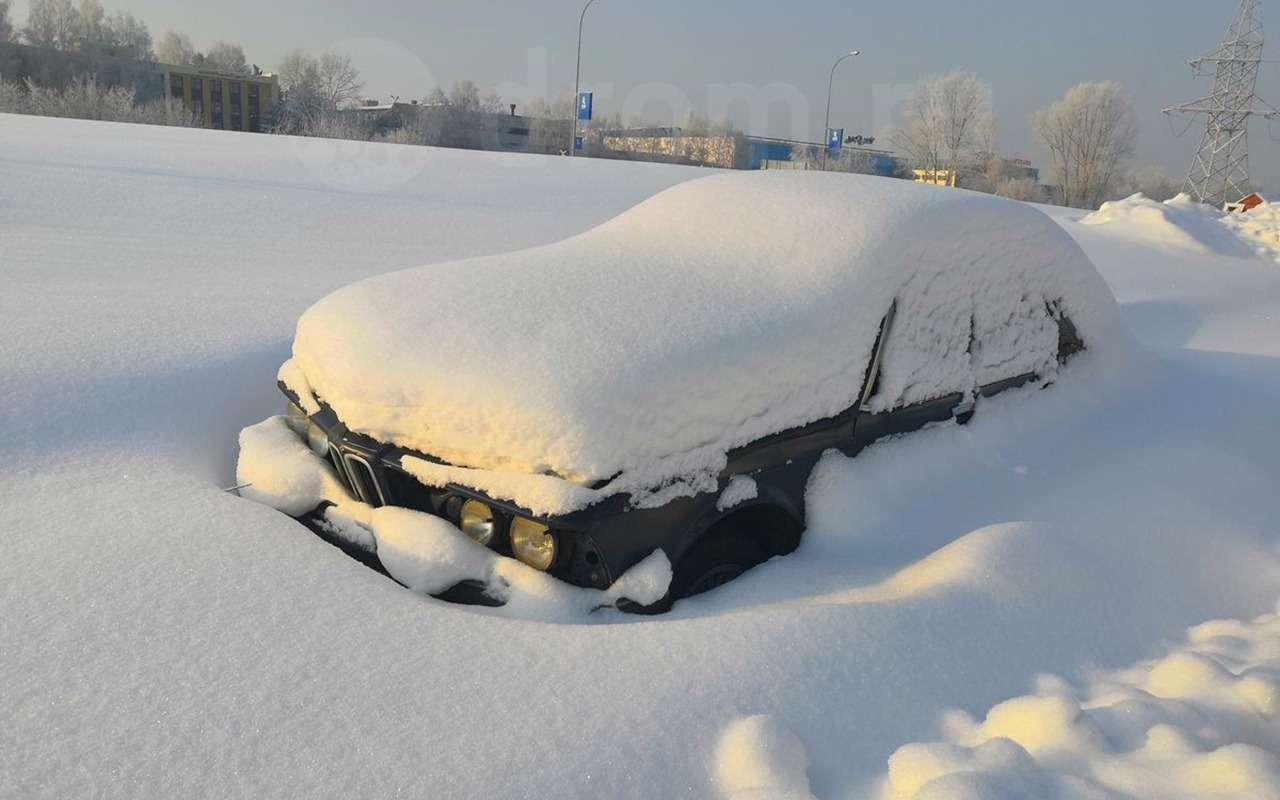 15уникальных автомобилей, которые сегодня продаются вРоссии— фото 1070121