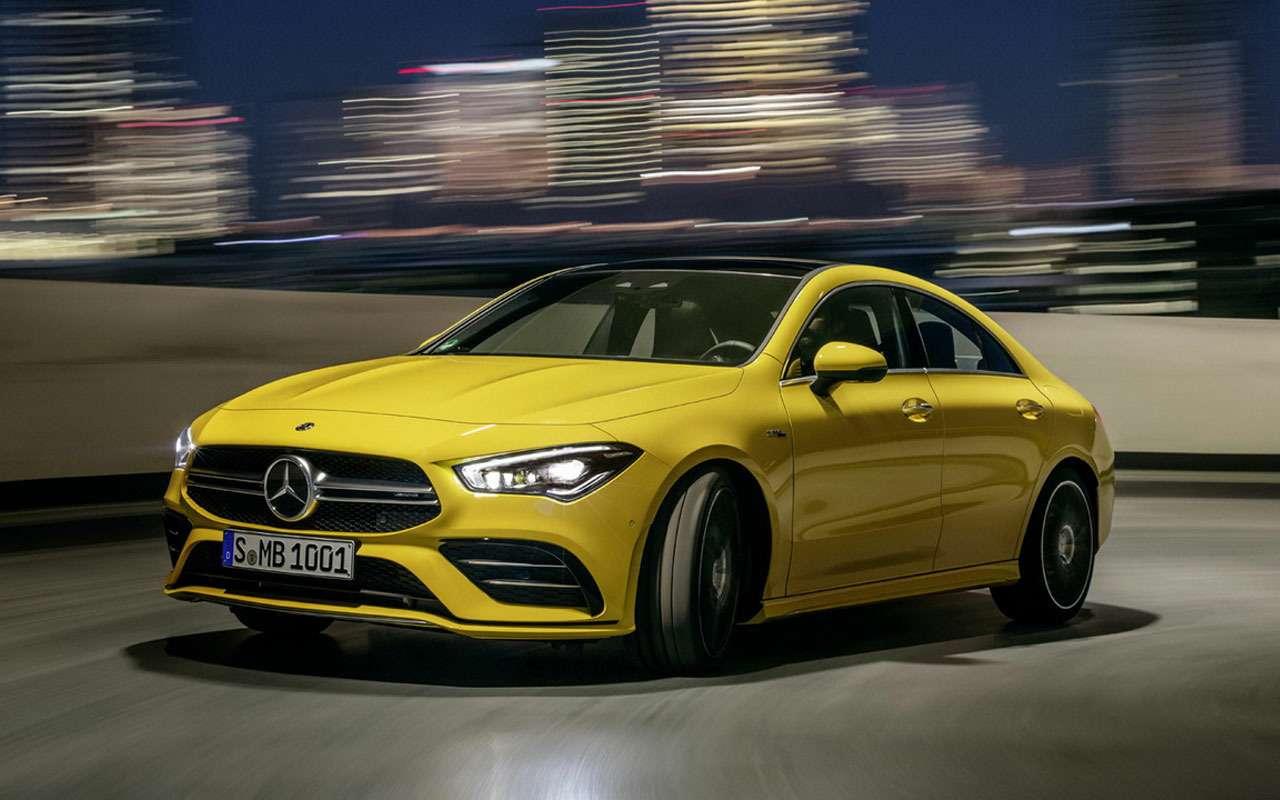 «Всемирный автомобиль года 2020»— 10финалистов. Голосуем!— фото 1079338