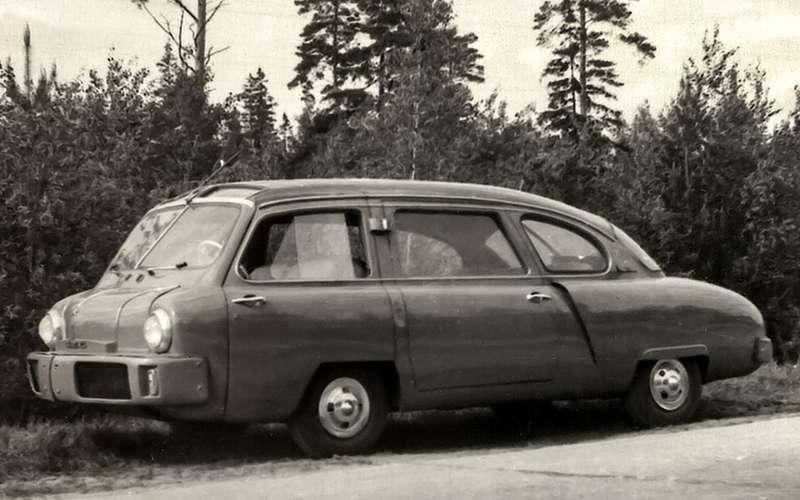 Попробовали— неполучилось! 6советских машин сАКП