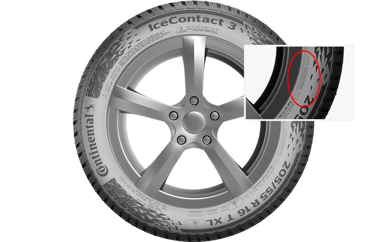 Критический износ шин: когда мырискуем перейти грань— фото 957159