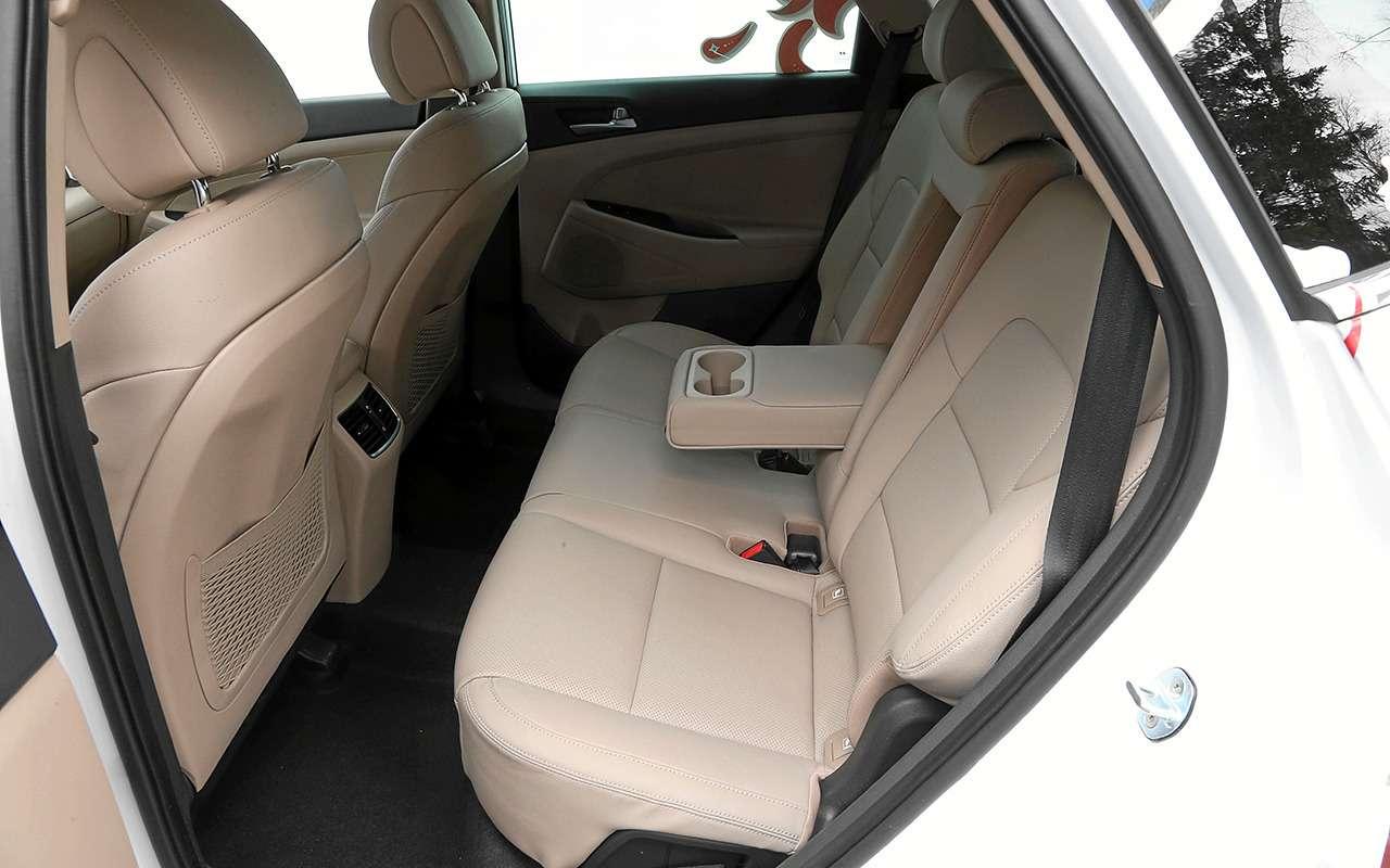 Всееще неверю, что онмой: честный отзыв владельца Hyundai Tucson— фото 975976