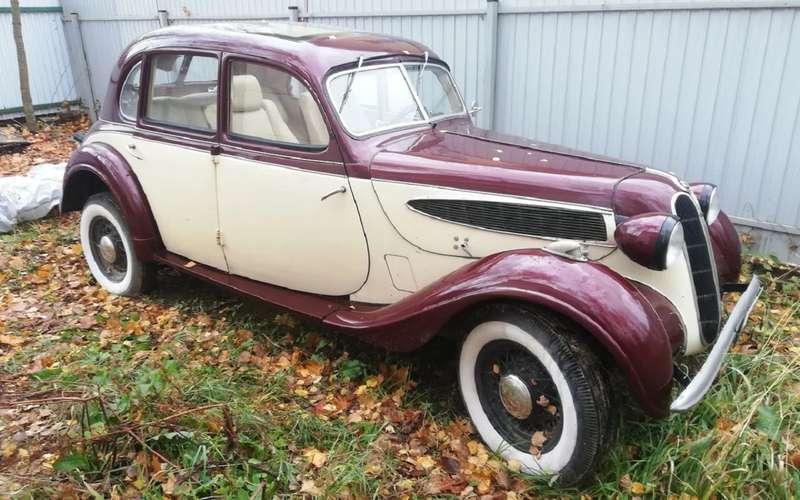 В интернете продают BMW 1938 года. Недорого!