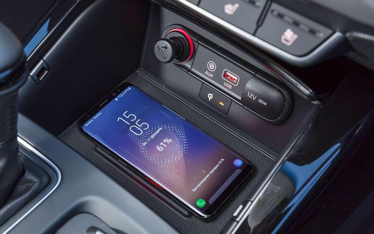 Обновленный Kia Sorento Prime: первый тест-драйв— фото 828724