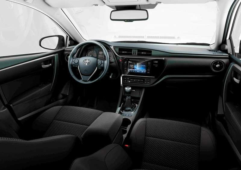 Обновленная Toyota Corolla: цены икомплектации вРоссии