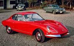 Nissan Prince Sprint 1900 Prototype (1963)