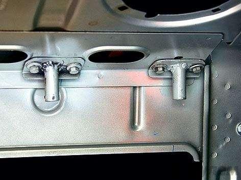 Доводим Renault Logan: Раскладушка— фото 90776