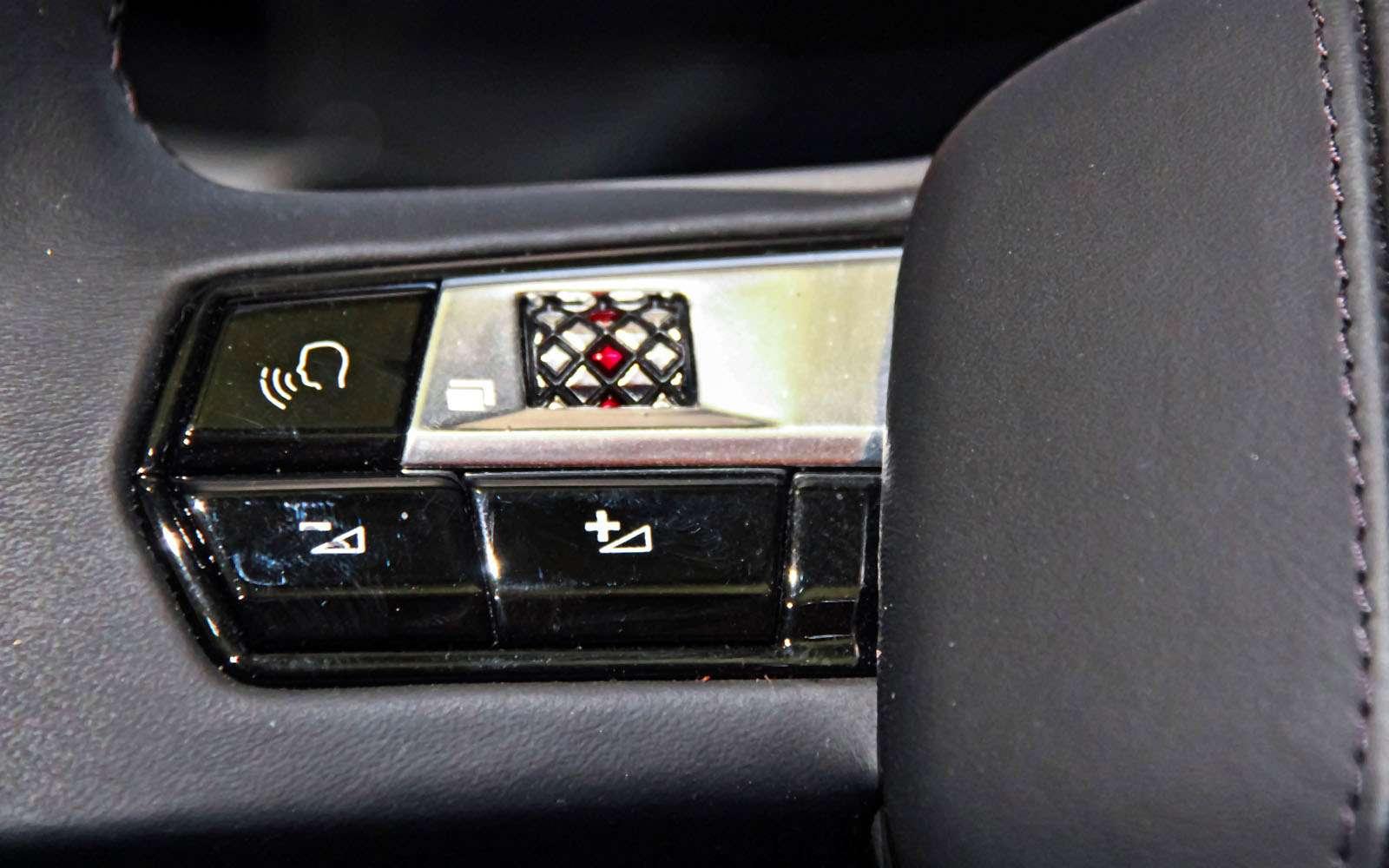 Новый кроссовер DS7Crossback: французская «семерка»— фото 738707