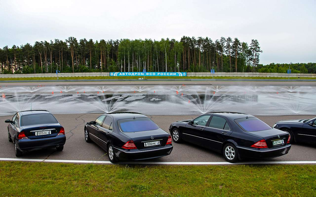 Учимся вождению уФСО (без мигалок ине повстречке)— фото 894371