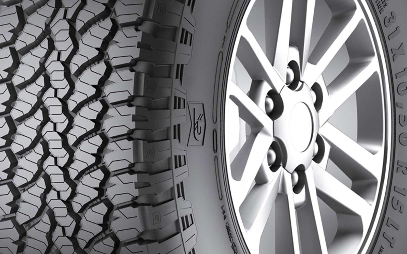 Какие шины годятся длякроссоверов?— фото 731833