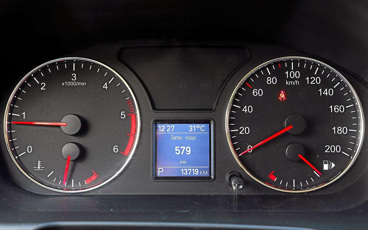 Haval H5и УАЗ Патриот: большой тест-сравнение— фото 1180913