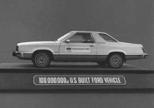 U.S. Built Ford