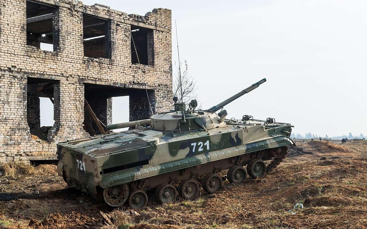 Наша БМП-3 против британского Warrior: артиллерийская дуэль— фото 857755