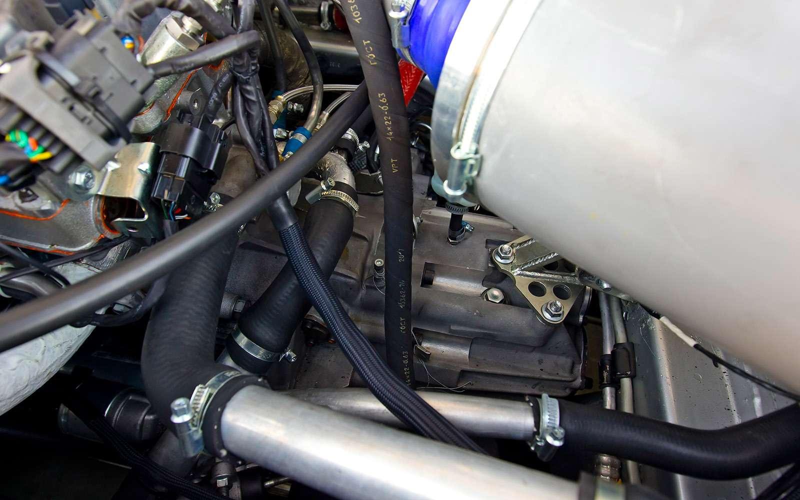 Самые мощные версии Лады Весты— чем они отличаются отобычных машин— фото 783250