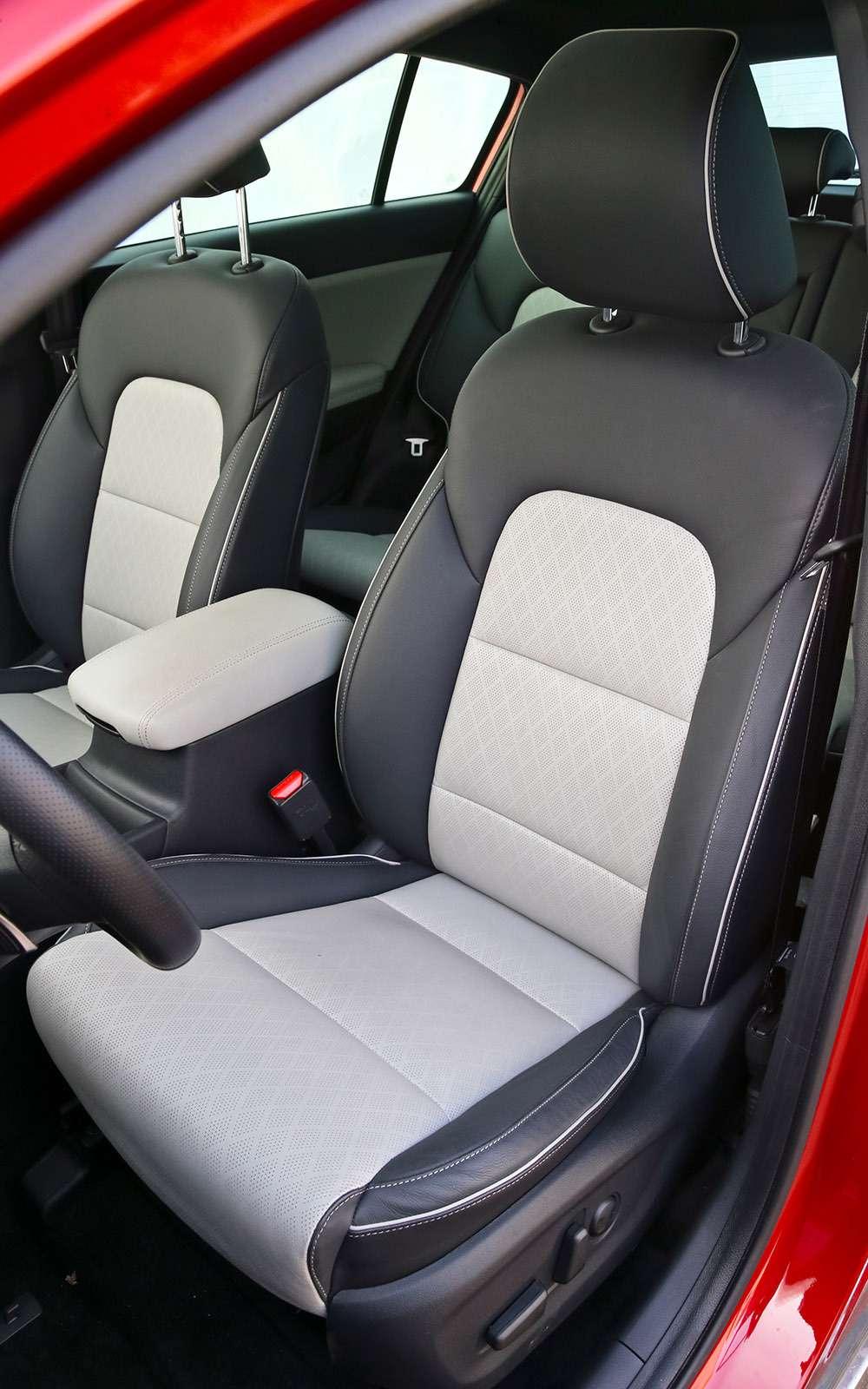 Новый Tiguan, CX-5или Sportage? Битва неравных— фото 670845