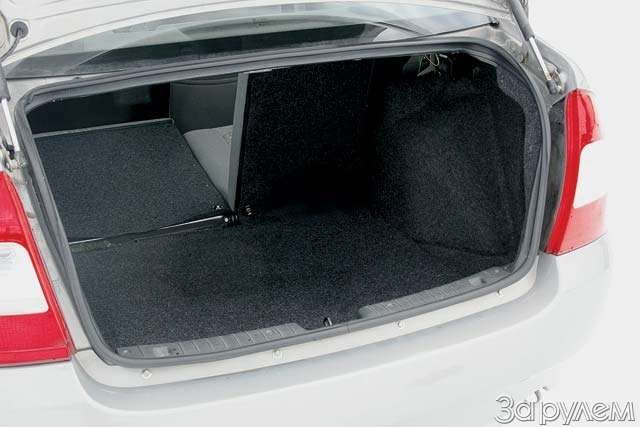 Тест Renault Logan, Lada Kalina, Lada 110, Daewoo Nexia, Chevrolet Lanos. Сделано вСССР— фото 64308
