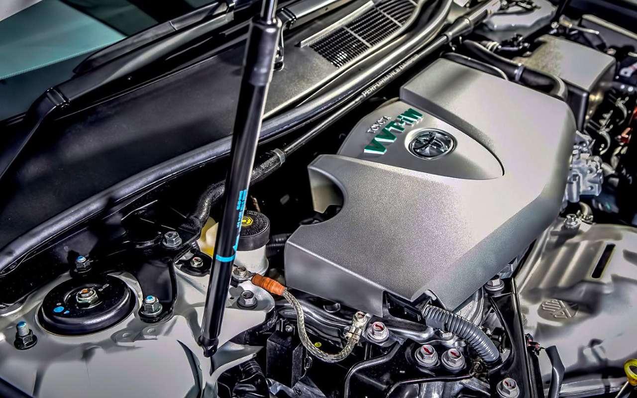 Toyota Camry навторичке: все еенеисправности— фото 989600
