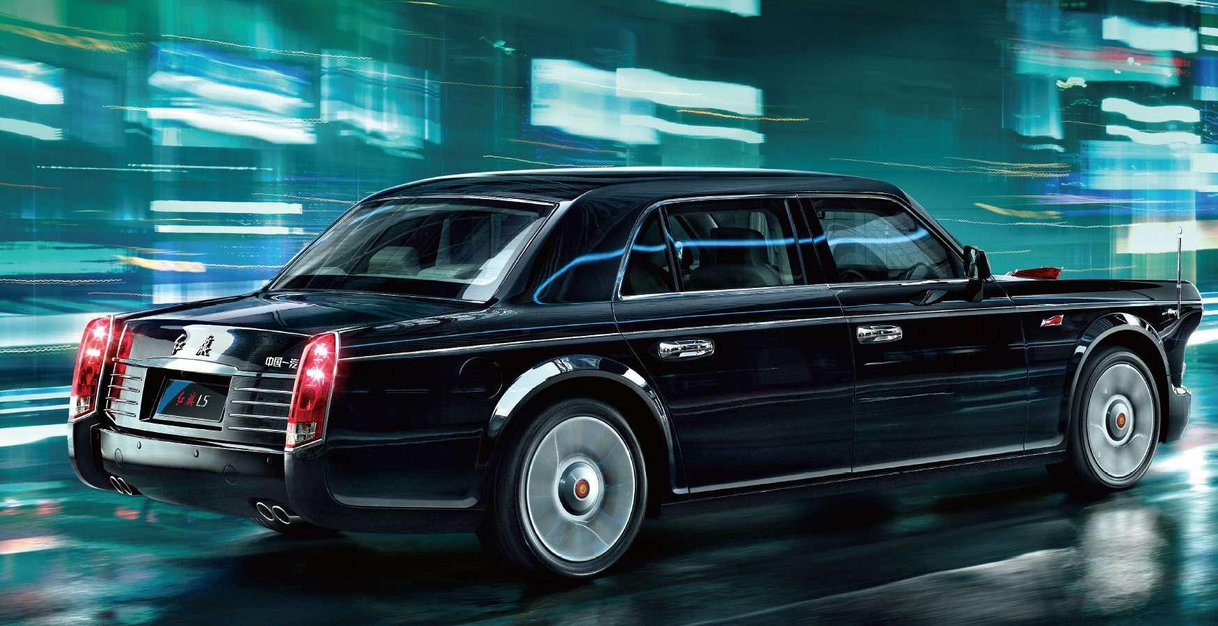 Дороже S-класса: самый крутой китайский седан поступил впродажу— фото 825583