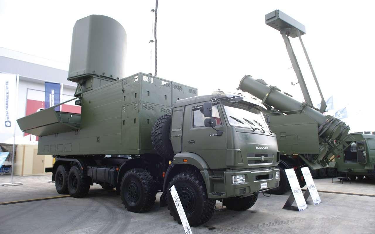 10необычных армейских аппаратов. Сделано вРоссии— фото 1162350