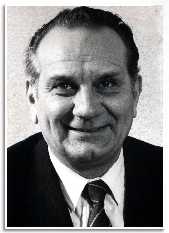 Управляющий компании Renault Жорж Бесс (25.12.1927— 17.11.1986гг.)