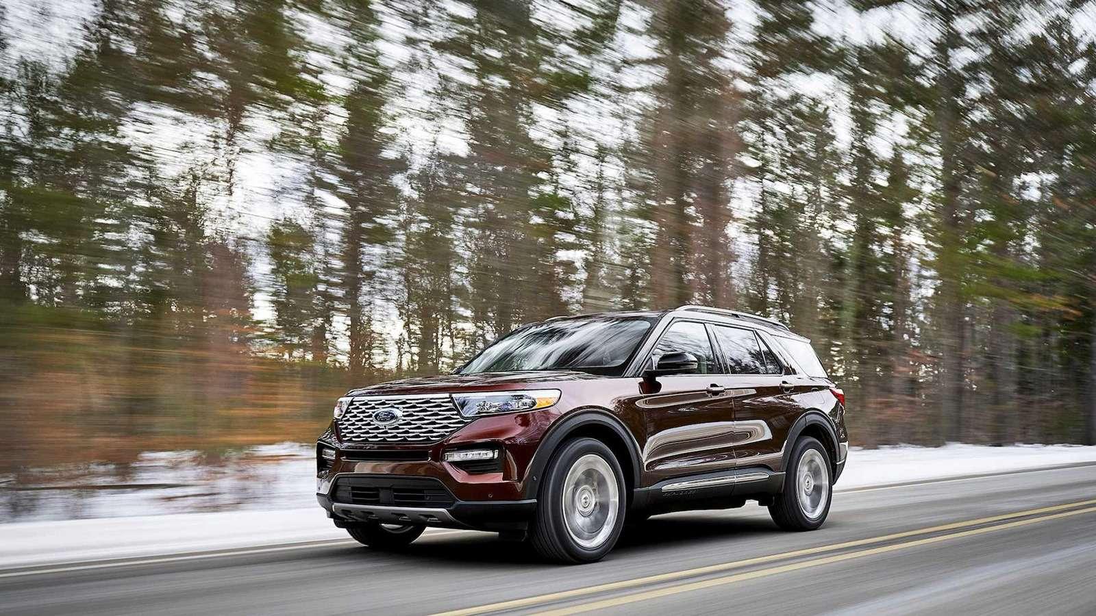 Новый Ford Explorer: разбираем его вдеталях— фото 939733